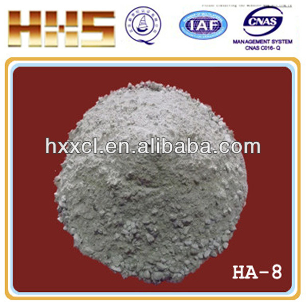 Life Improved to 120 Heats Life Neutral Refractory Corundum Based Ramming Mass Suit for all Kinds Metal Smelting