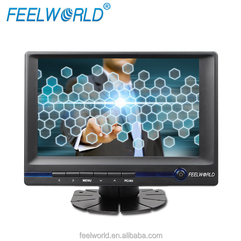 g nstige 7 zoll full hd touchscreen 1080 p lcd monitor mit. Black Bedroom Furniture Sets. Home Design Ideas