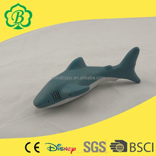 The color is bule pu stress shark, pu shark