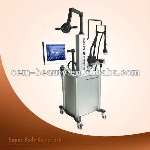 ultrasonic wave weight loss machine F017