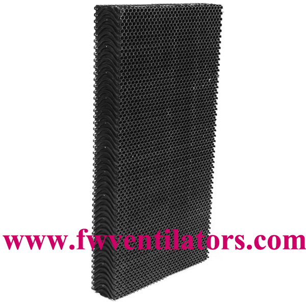 United Arab Emirates corrugated cellulose evaporative cooling pad