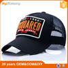 Design your own 5 panel truck hat wholesale embroidery patch trucker cap