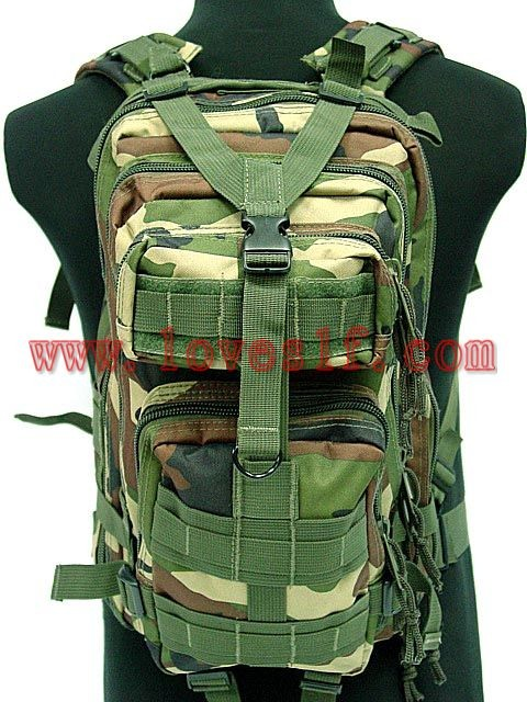 2016 3P large waterproof tactical military backpack for hiking