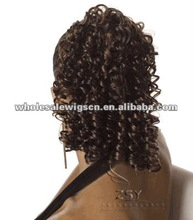 Fashion long curly hairpieces