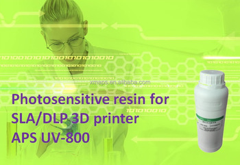 Photosensitive resin for SLA/DLP 3D printers