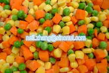 Home Life Health Food Frozen Mixed Vegetables