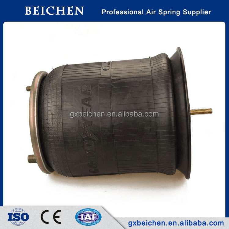 1R12-303 bellow type rubber shock absorber scania truck spare parts on sale