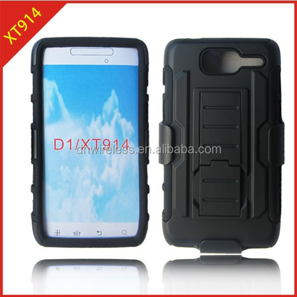 case for motorola Razr D1 XT 914 belt clip holster,cover for motorola xt914
