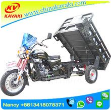 150cc 200cc 250cc Approved disc Brake Single Cylinder moto cargo tricycle