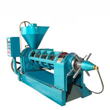 Continous screw sunflower oil pressers/ oil making machine/walnut oil extraction machine