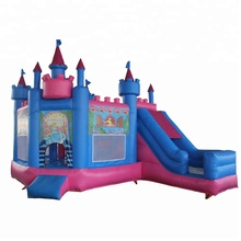 2018 China Export Goods Bounce House Inflatable princess Jumper for sale