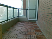 new environmental material PS polystyrene balcony floor covering