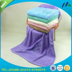 china supplier gots certified organic cotton towels