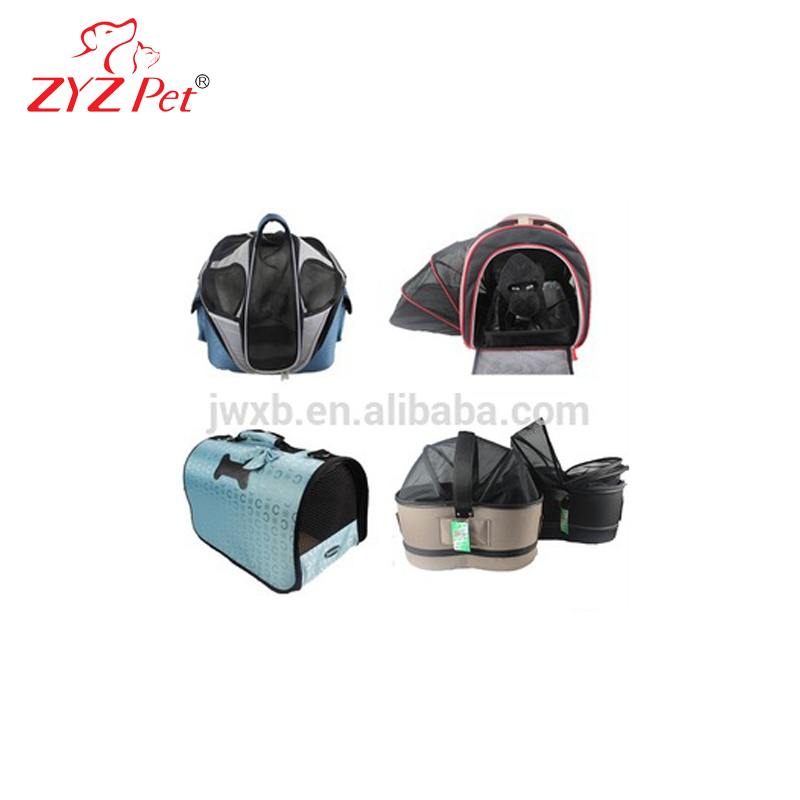 Fashion wholesale cheap cute dog carrier trolley bag