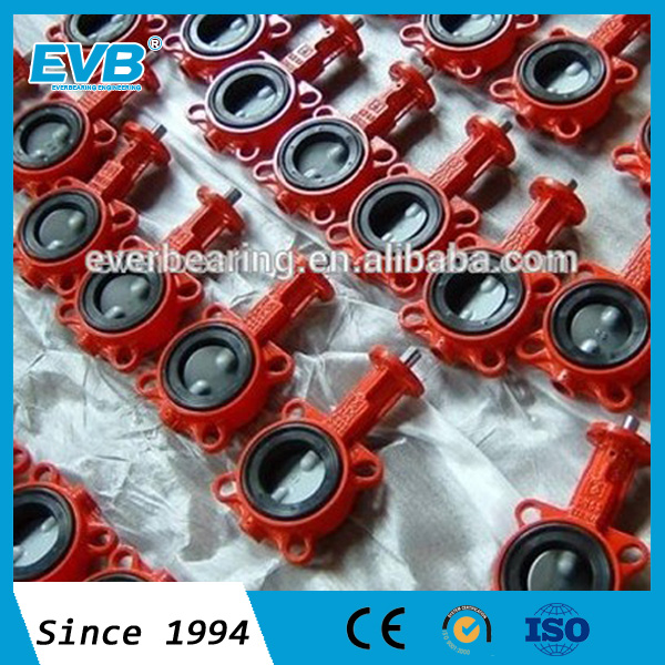 Cast iron flange end Butterfly Valve dn50, JIS 10k butterfly valve