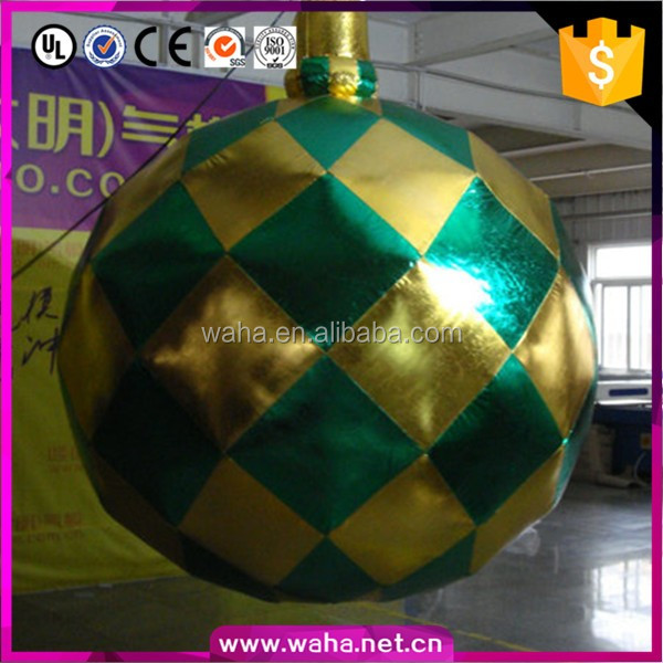 christmas decorations inflatable hanging balloon