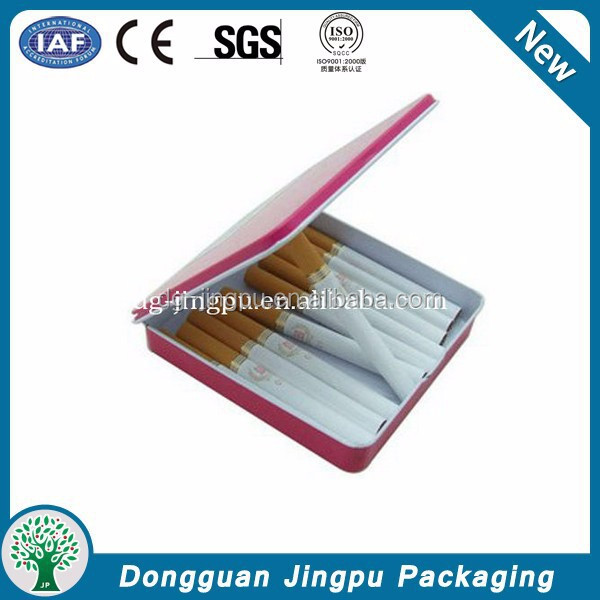 Customized Skillful Manufacture Timed Cigarette Box