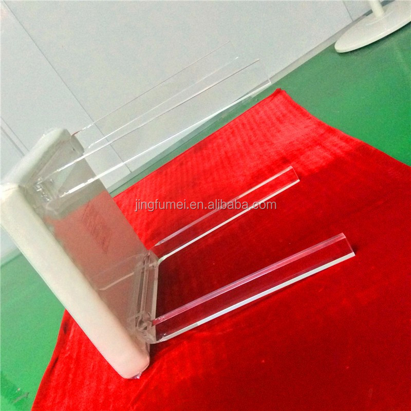 mould acrylic stool and chair child cube plastic