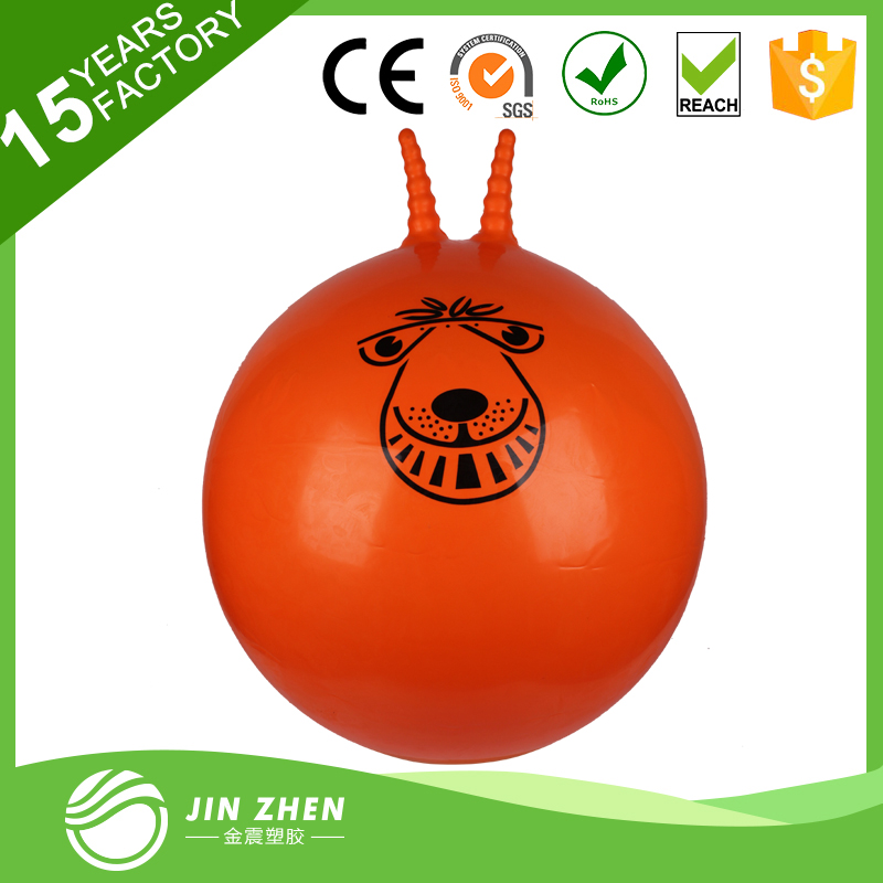 Children jump ball thickening claw PVC inflatable bouncy ball ball kindergarten toys