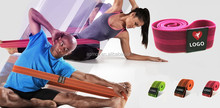 Stretch Bands Yoga Sports Exercise Band