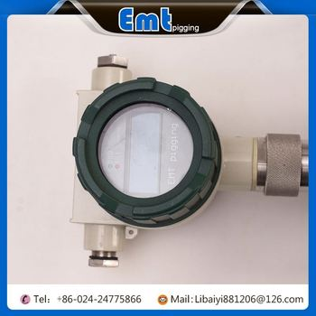 Factory price excellent flag flange connection mechanical pig passage indicator