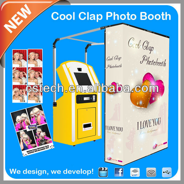 Hot Selling Cheap Vending Photo Machine