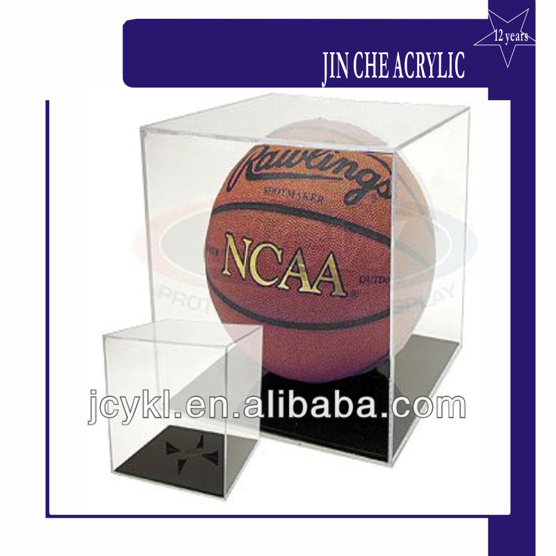 Holder Acrylic Display Case (Soccer Balls / Volleyballs)