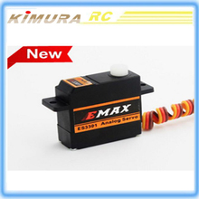 Original Emax ES3301 RC Plastic digital gear good Servo for RC quad Copters Gliders helicopter