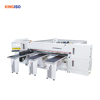 Heavy duty woodworking machine precision wood cutting machine computer panel saw