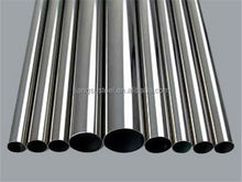 ASTM A249 ss pipe sus304 stainless steel pipe/tube polished inside for food industry