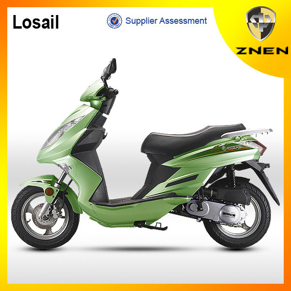 2018 ZNEN Motorcycle fashionable sport scooter could be equipped with motorcycle jackets