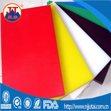 Thin clear flexible uhmwpe cutting boards plastic