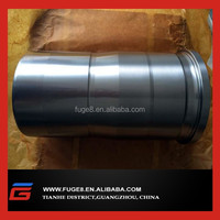 diesel engine cylinder liner D12D used for Volvo EC360 excavator