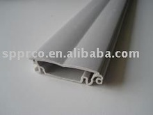 ABS lock slat for roller shutter door