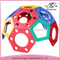 Durable school cheap colorful plastic hemisphere kid play indoor climbing wall