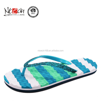 Summer massage breathable eva slipper men
