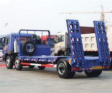 8 wheels Jiefang 240hp flat bed truck for sale