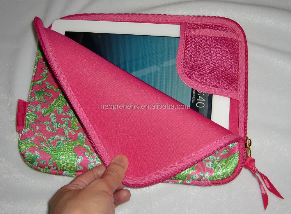 Promotional Neoprene Notebook Sleeve Tablet Pouch