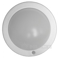12W with motion sensor round surface mounted led ceiling shower light