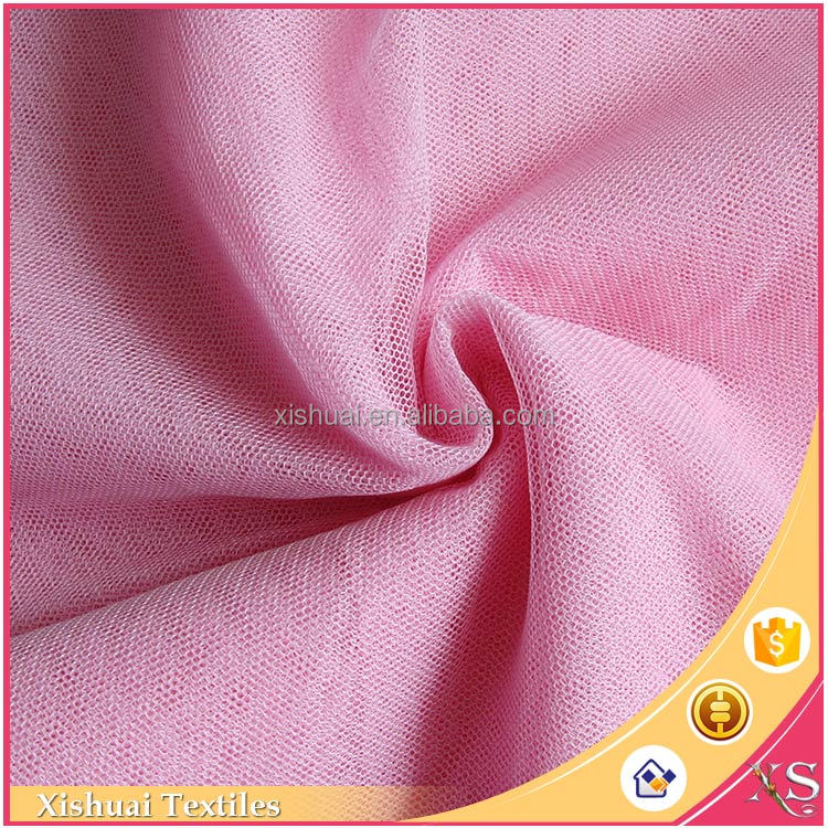 Ready made fabric supplier Creative style Luxury For Dress anti radiation polyester fabric