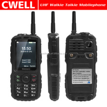 Discovery A16 2.4 Inch High Definition Screen UHF Walkie Talkie GSM Rugged Phone