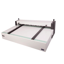 Find an agent slot and crease machine creasing-matrix type creasing-matrix cutter