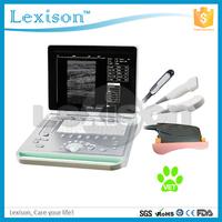 ultrasound veterinary&Vet Full-Digital Notebook Ultrasound Scanner/professional ultrasonic