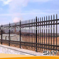 Metal Fence Garden Stakes Wholesale