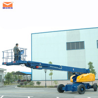 hot sale 29m self-propelled hydraulic aichi boom lift