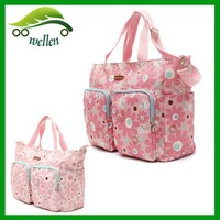 Portable baby bag &mommy bag& baby diaper bag