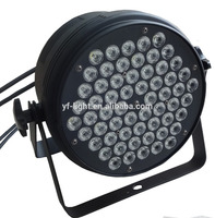 Made in China high power LED Par Light RGBWA disco light
