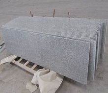 Full Bullnose Lowes Chinese Granite G603 Kitchen Countertops Color Price