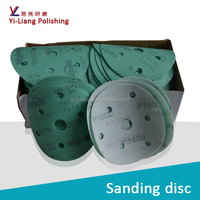 green sunmight abrasive grinding and sanding disc