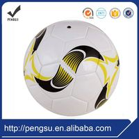 Discount Footabll/ World Cup Match Pu Shine Quality Soccer Ball